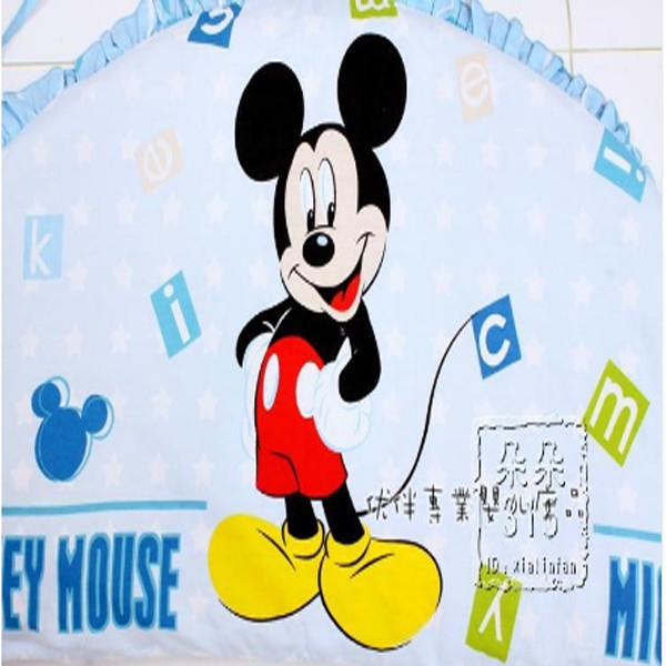 Baby Mickey Mouse Bedding 2
