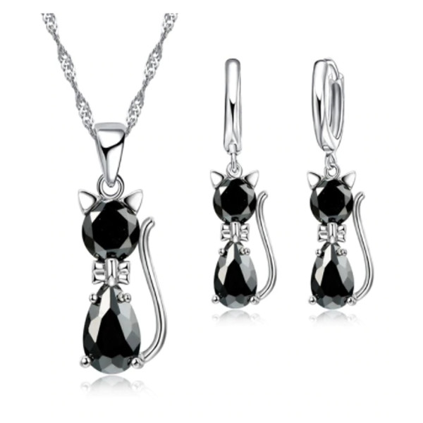 Cat Necklace Set 2