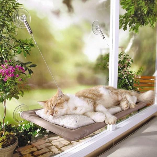 Cat Window Bed 2