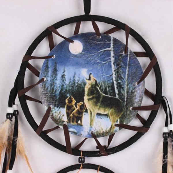 Wolf Dream Catcher 2
