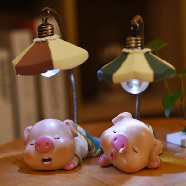Pig Lamps