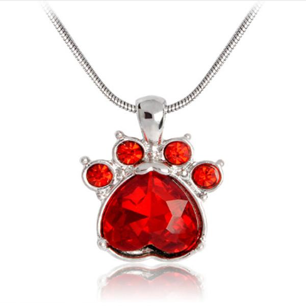 Birthstone Necklace 1