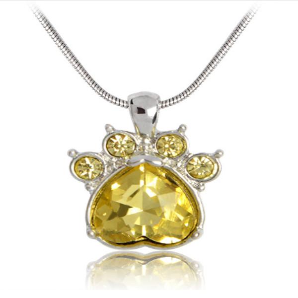 Birthstone Necklace 11