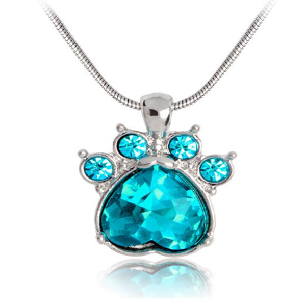 Birthstone Necklace 12
