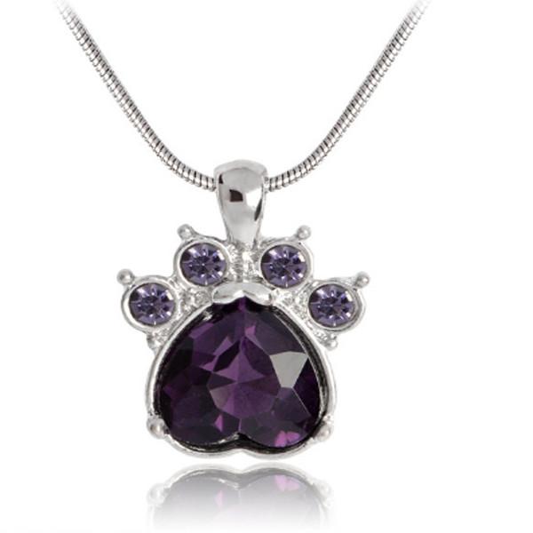 Birthstone Necklace 2