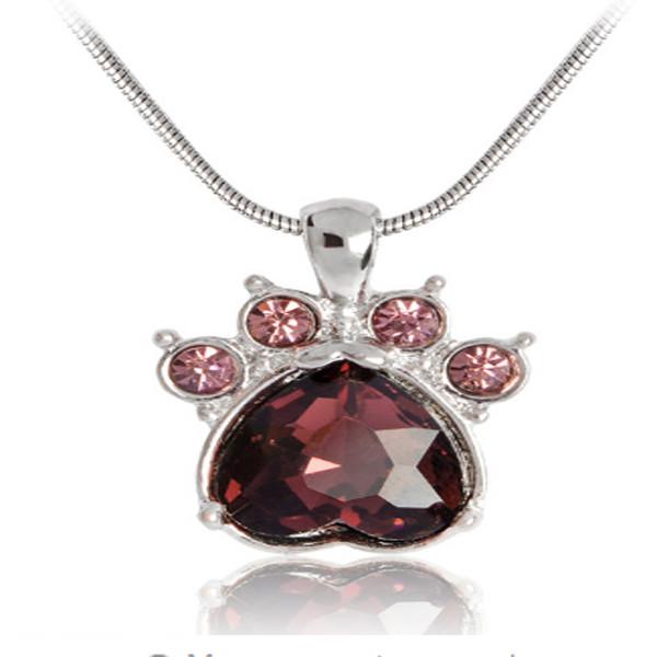 Birthstone Necklace 6