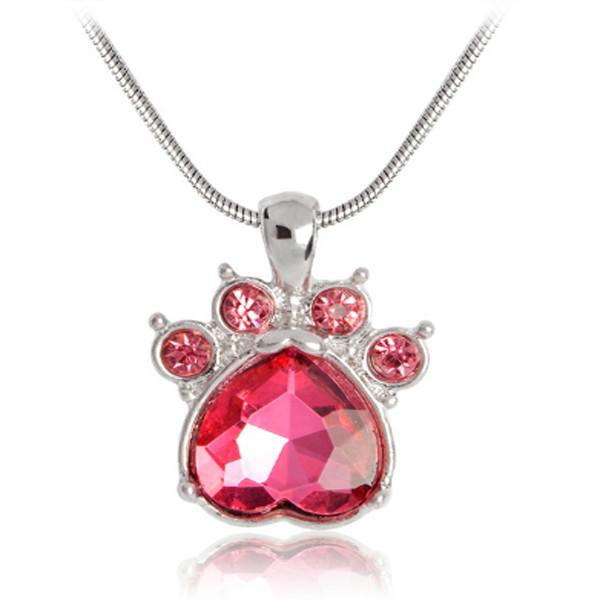 Birthstone Necklace 7