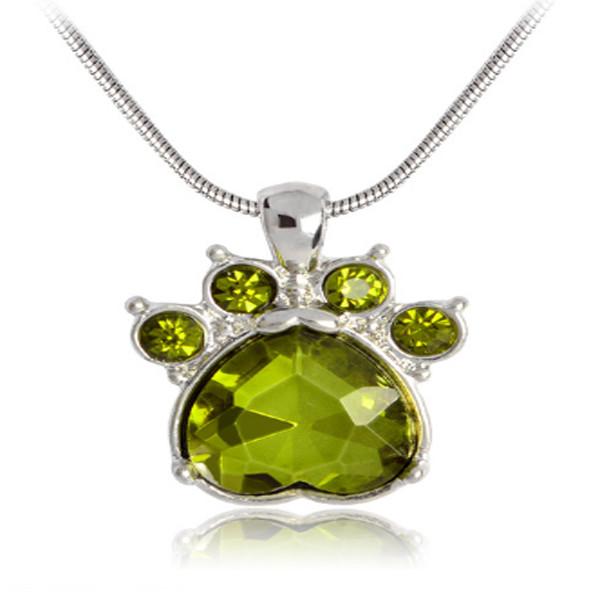 Birthstone Necklace 8