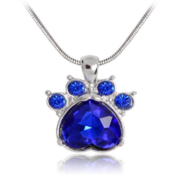 Birthstone Necklace 9