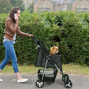 Dog Cat Stroller