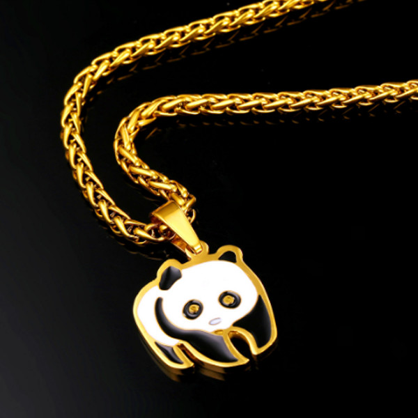 Panda Necklace 1 1