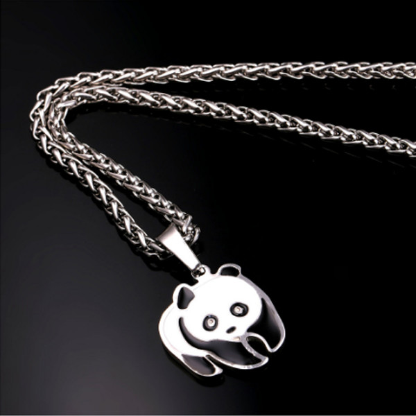 Panda Necklace 2 1