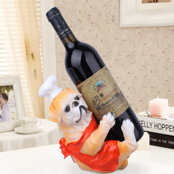 Dog Wine Bottle Holders 1