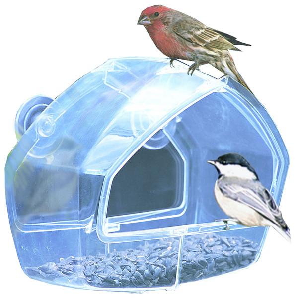 Birdfeeder Clear