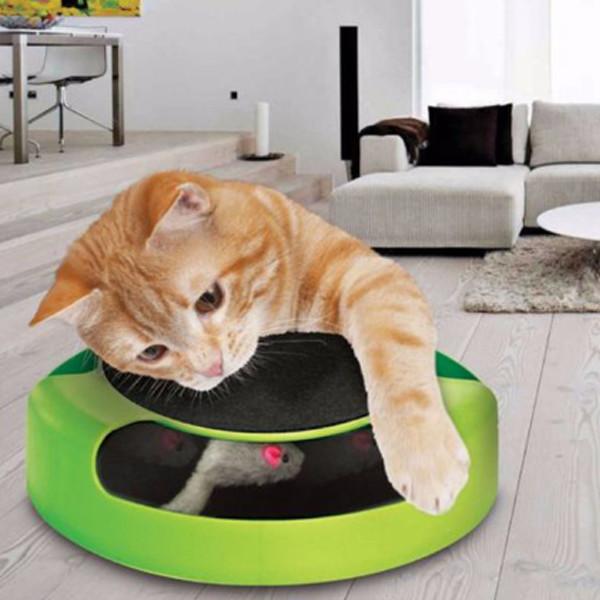 Cat Mouse MovingToy