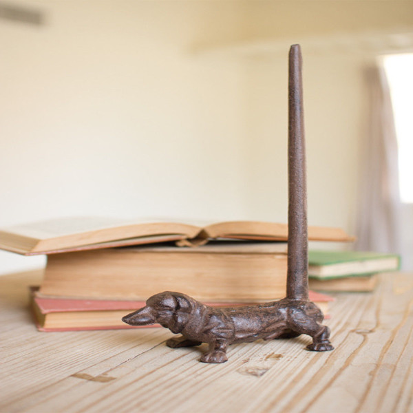 Dachshund Paper Holder