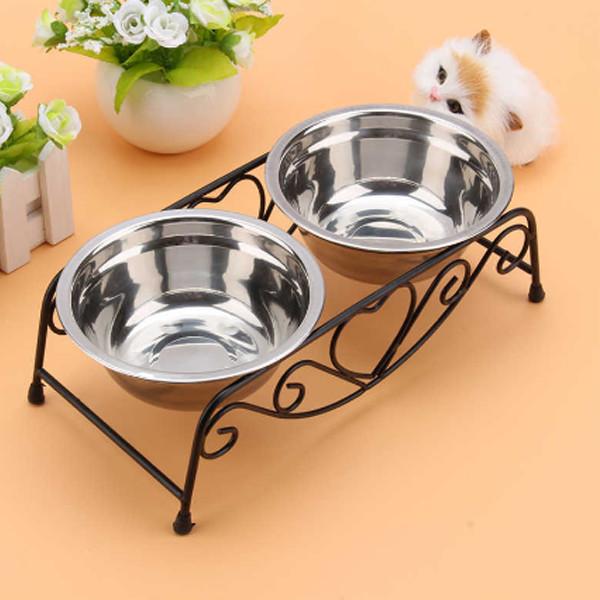 Dog Cat Food Dish 1