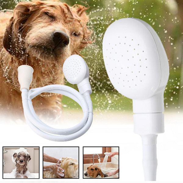 Dog Cat Shower Hose 4