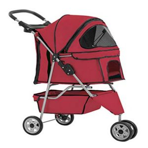 3 Wheel Pet Stroller