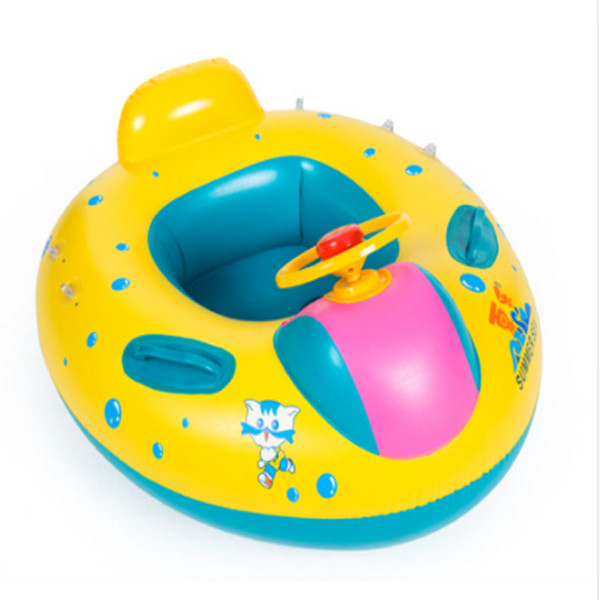 Baby Inflatable Boat 1