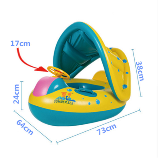 Baby Inflatable Boat 3