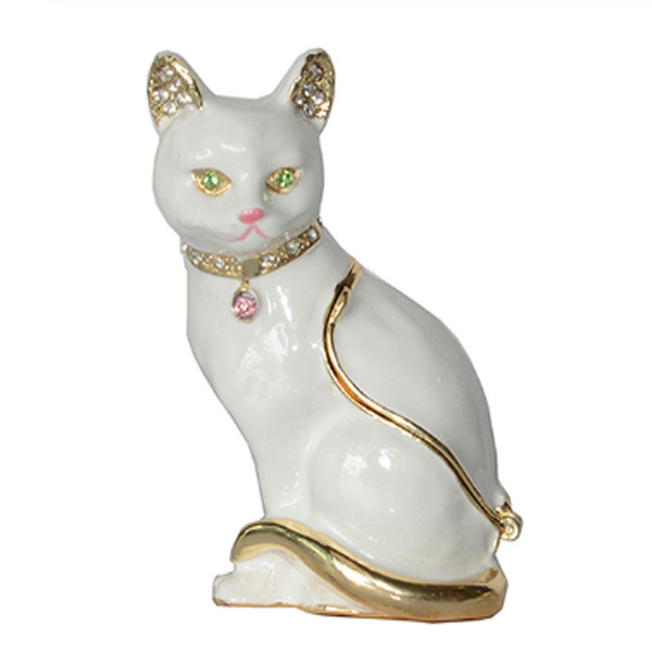 Cat Trinket Boxes 1