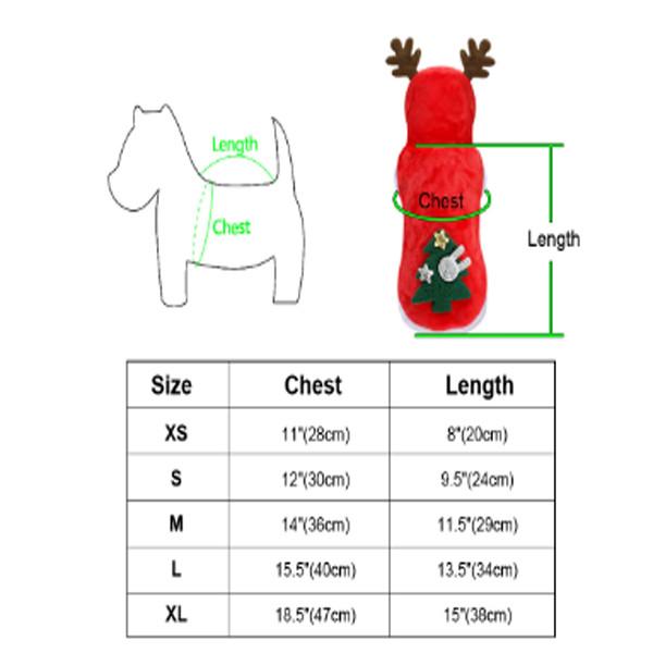 Christmas Cat Dog Santa Hoodie 4