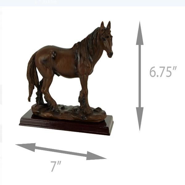 Horse Statue 3