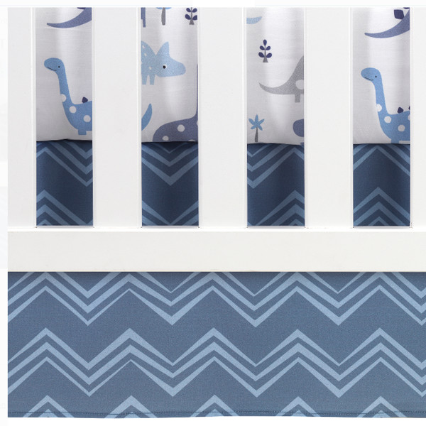 Baby Crib Bedding Set 4