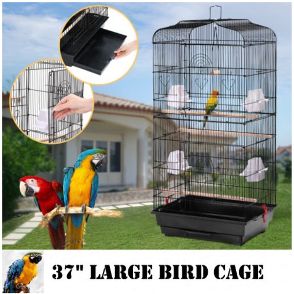 Bird Cage Large Parrot 1