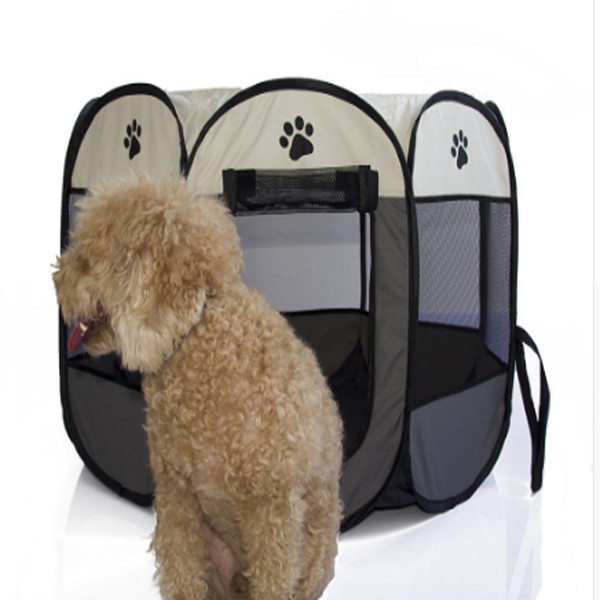Dog Portable Pen 4