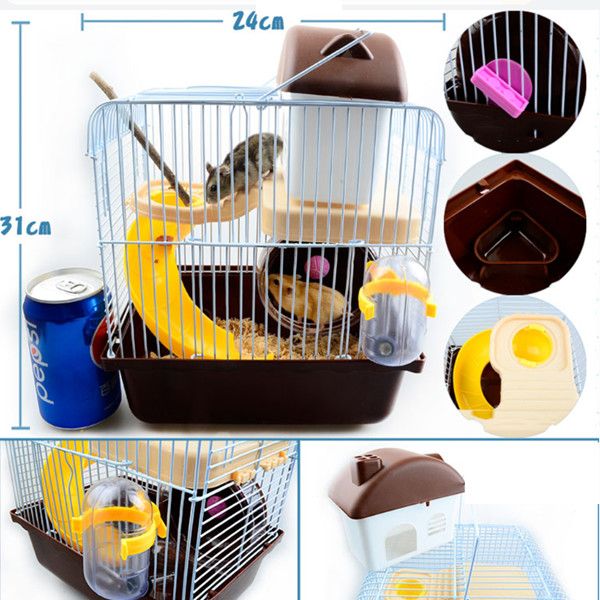 Hamster Cages 4