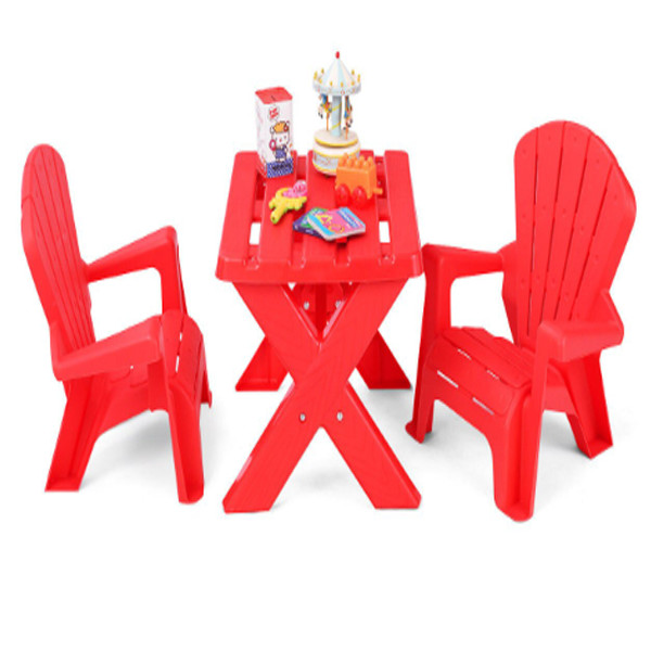 Kids Picnic Table Chair Set