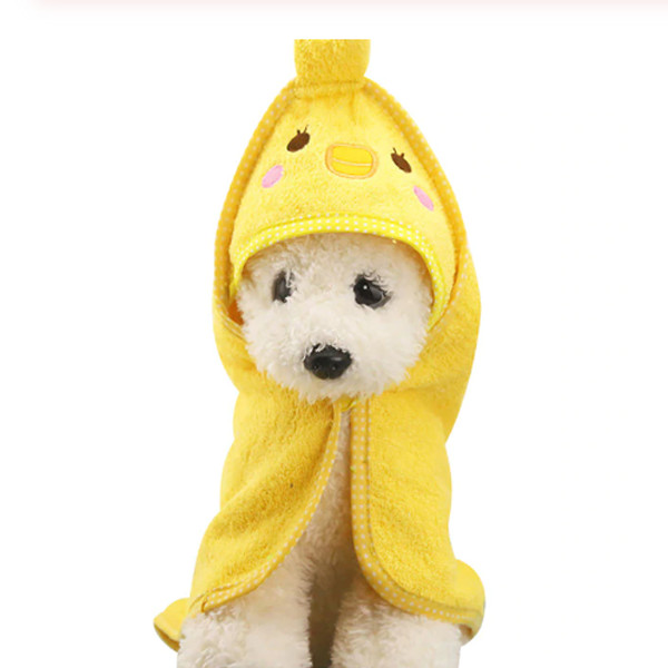 Pet Bath Towel 4