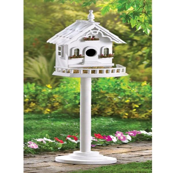 Birdhouse Freestanding Victorian