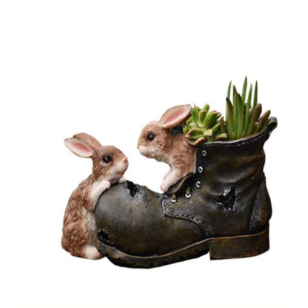 Rabbit Garden Boot 2