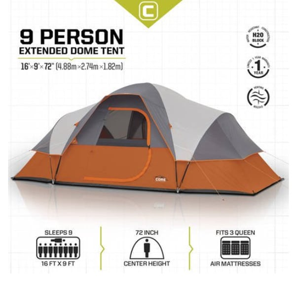 Tent Large Dome