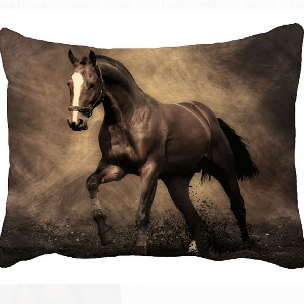 Horse Cushion Cover 1