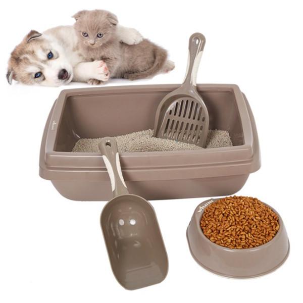 4 Pc. Cat Set