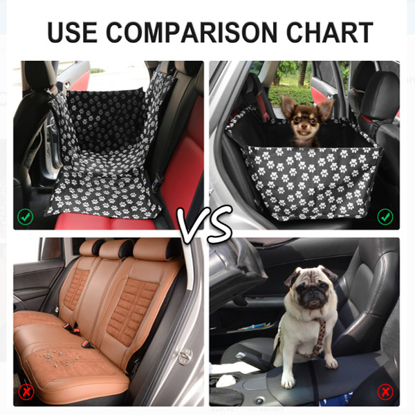 Dog Cat Waterproof Back Seat Cover 4