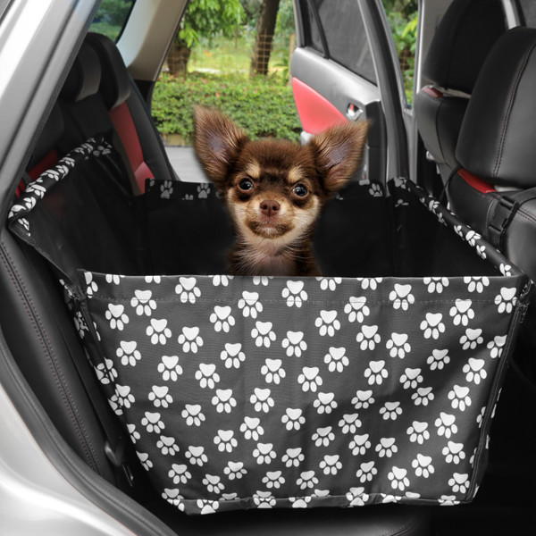 Dog Cat Waterproof Back Seat Cover