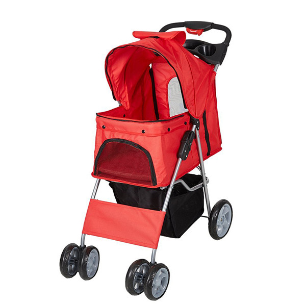 Dogs Cats Pet Strollers 1