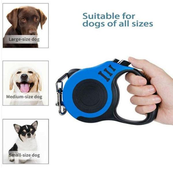 Dog Cat Retractable Leash 6
