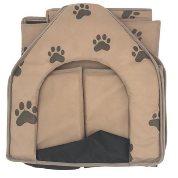 Dog Foldable House Bed 2
